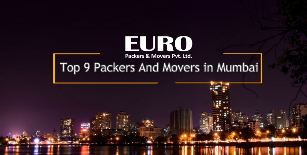 Top packers and Movers in Mumbai