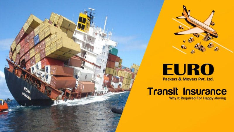 transit insurance for goods shifting